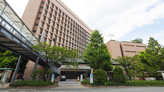 日本中文對應診所-中央區-聖路加国際病院